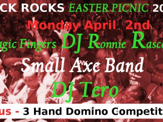Black Rock Easter Picnic Ad