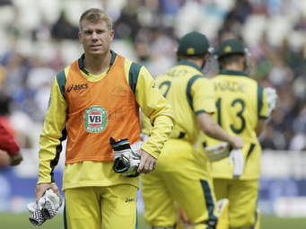 David Warner - Aussie Cricketer