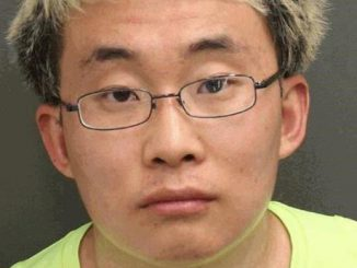 Chinese Student Deported