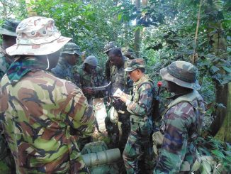 RSS Forces in St. Kitts and Nevis
