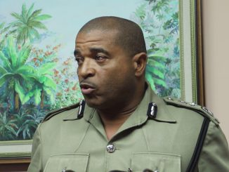 St. Lucia's Acting Commissioner of Police, Milton Desir