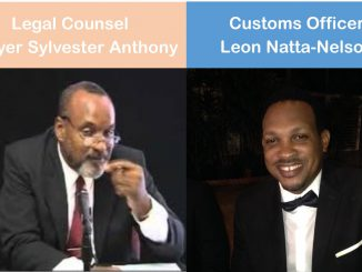 Leon Natta and Sylvester Anthony