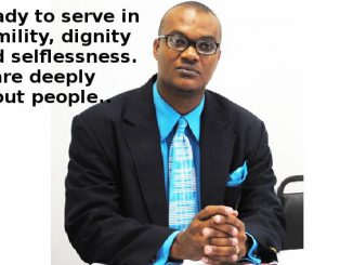 Geoffrey Hanley, an upstanding man for the people of East Basseterre